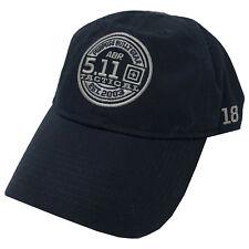 5.11 Men's Tactical Cotton Durable Purpose Built Gear Hat 89477 Navy - One Size