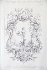 Jeanne dArc Living Vintage Stencil French Lily Shabby Chic Schablone Wiederverwendbar NEU