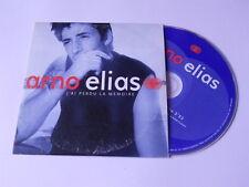 Arno Elias - j'ai perdu la mémoire - cd single
