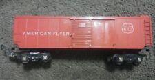 American Flyer #642 Box Car - O scale