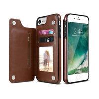 Coque Etui de Protection pour iPhone 6 Plus 6s Plus PU en Cuir PU Support / BR