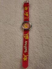 Pink Pikachu Pokemon Go Wristwatch Wrist Watches Watch Gym Girls Kids & Teens