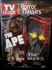 The Horror Classics: The Ape/The Ghoul (DVD, 2005) WORLD SHIP AVAIL!