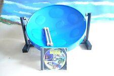 Blue Table-Top Steel Drum Jumbie Jam, with Free DVD!!!