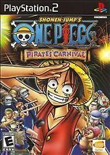 One Piece: Pirates' Carnival (Sony PlayStation 2, 2006)