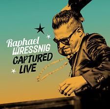 Blues Rock CD Raphael Wressnig Captured Live