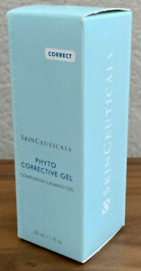 SkinCeuticals Phyto Corrective Gel 30ml (1oz.) NEW in Box Sealed MSRP $67