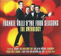 Frankie Valli & The Four Seasons - The Anthology - Best Of / Greatest Hits 2CD