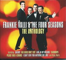 Frankie Valli & The Four Seasons - The Anthology [Best Of / Greatest Hits] 2CD