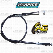 Apico Black Clutch Cable For Kawasaki KX 250 1988-1989 88-89 Motocross Enduro MX
