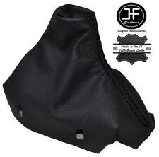 Costura negra Auto automático Gear Polaina se ajusta a Mercedes Clase E W212 09-12