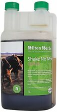 HILTON HERBS SHAKE NO MORE GOLD 1 LITRE FOR HORSES & PONIES