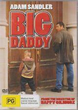 D.V.D MOVIES.DB42  BIG DADDY / ADAM SANDLER  DVD