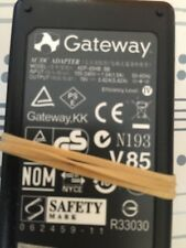Genuine Gateway Laptop AC Adaptor Charger PSU ADP-65HB BB 19V 3.42A (42B9)