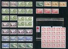 Canada 1967 - 1973 Centennial Series. High Values to $1. Includes Hibrite etc