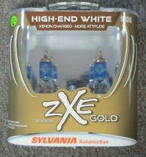Sylvania Silverstar ZXE GOLD 9006 Pair Set Headlight Bulbs Xenon Fueled