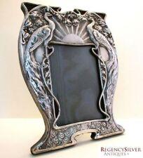 Art Nouveau Post - 1940 Antique Solid Silver