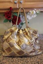 Michael Kors PATCHWORK LEATHER Hobo Shoulder Bag (PU210