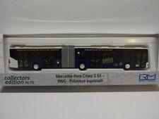 Rietze 67095 MB Mercedes Benz Citaro G Euro 4 INVG Polizeibus Polizei 1:87 Neu