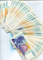 Yugoslavia 1/2 Bundle 100 Notes P134 500 Million Dinara Circulated VF dated 1993