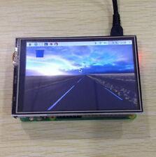 3.5 Inch HD resolution touch screen Raspberry Pi 3 and Raspberry Pi 2 Model B