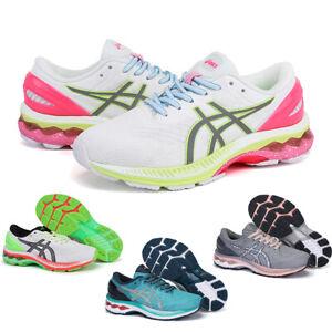 Women's 2021 Hot ASICS K27 Trail Running Sports Sneakers Medium D Wide 4E Widths