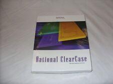 Rational ClearCase version 3.2.1 full retail English version retro PC 1998 USA