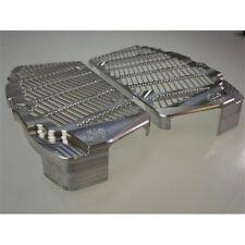Bullet Proof Silver GEN 2 Radiator Guards for Husqvarna 2017-19 250 300 350 450