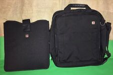 Victorinox CS2 Swiss Army Expandable U.S. Organizer Briefcase & Laptop Sleeve
