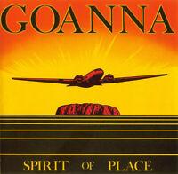 Goanna – Spirit Of Place CD Album Original 1986 Australian issue WEA-600127-2