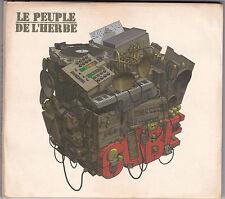 Le Peuple De L'herbe - Cube - CD (PIAS 2005 Digipack)