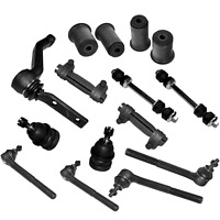 Front Upper Control Arm Bushings Ball Joint Set for 03-16 Express Van 3500 2