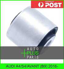 Fits AUDI A4/S4/AVANT (B9) 2016- - Rubber Suspension Bush Front Lower Arm