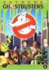 Extreme Ghostbusters - Dutch Import  DVD NUOVO