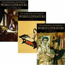 The Longman Anthology of World Literature Vol. 1 (A, B, C) : NEW In Wraps