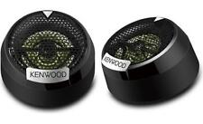 """Kenwood KFC-ST01 80 Watt 1"""" KFC Series High Efficiency Car Audio Tweeters"""