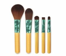 EcoTools Lovely Looks Makeup Brush Set Bamboo Handles Cruelty Free NEW In Box