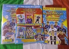 Adrenalyn Calciatori 2018 2019 panini ALBUM RACCOGLITORE GAME BOARD GUIDA UFFIC.