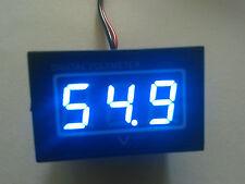 Golf Cart Digital Voltage Meter battery Gauge 4.5-150 Volt 12V 24V 36V 48V 72V