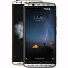 "ZTE Axon 7 64gb Grey Dual Sim LTE Android Smartphone 5,5 "" 20mpx #Sehrgut"