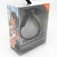 AfterShokz Trekz Titanium Mini Headphones Bluetooth, Slate Grey (AS600MSG)