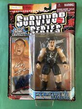 Vintage WWF Ken Shamrock Figure Survivor Series WWE Jakks Signature Series 4