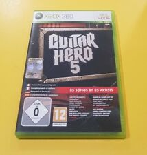 Guitar Hero 5 GIOCO XBOX 360 VERSIONE ITALIANA