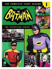 Batman 1966 Television Show Complete First Season 1 Starring Adam West DVD Set