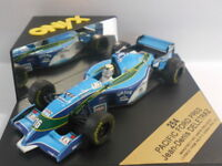 Onyx 1/43 Scale - 254 PACIFIC FORD PR02 JEAN-DENIS DELETRAZ