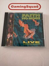 Faith No More Live at Brixton Academy CD, Supplied by Gaming Squad