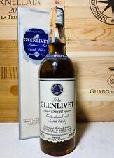 Glenlivet Special Export Reserve 1960s  75cl 43% con Box