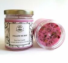 Follow Me Boy Soy Candle Love Commitment Fidelity Romance Spells Hoodoo Wiccan