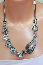 Necklace Statement Necklace Fashion Jewellery Blogger Swallows 962