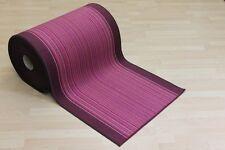 Teppich Läufer Lion violett 80 cm breit